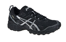 Asics Women's Gel Trail Lahar 5 GTX W black/silver/lightning